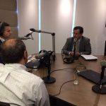 Entrevista a Felipe Alarcón y Claudio Bustos